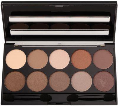 W7 Cosmetics 10 Out of 10 палетка тіней