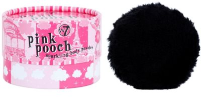W7 Cosmetics Pink Pooch puffni 2