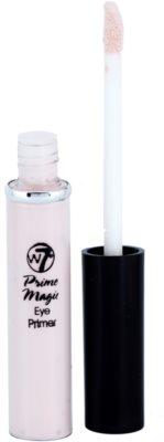 W7 Cosmetics Prime Magic sminkalap a szemhéjfesték alá