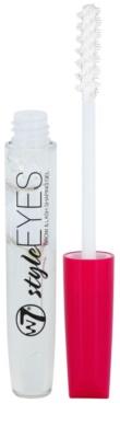W7 Cosmetics Style Eye gel pentru sprancene si gene pentru look perfect