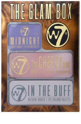 W7 Cosmetics The Glam Box zestaw kosmetyków I. 2