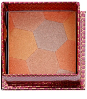 W7 Cosmetics The Honey Queen colorete con cepillo 1
