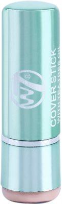 W7 Cosmetics Tea Tree Concealer твърд коректор 1