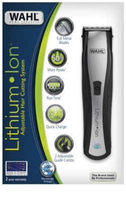 Wahl Lithium Ion 1481-0460 strojček na vlasy 2