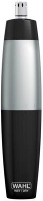 Wahl Wet/Dry 2-Head Trimmer aparador de pêlos do nariz e orelhas
