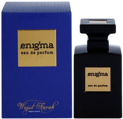 Wajid Farah Enigma eau de parfum unisex