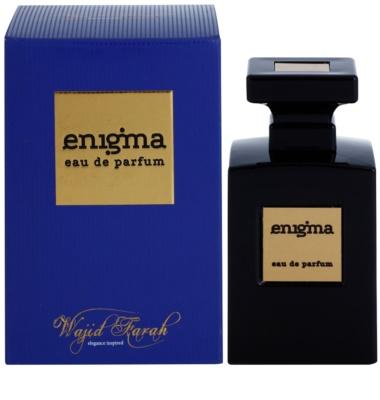 Wajid Farah Enigma Eau de Parfum unissexo