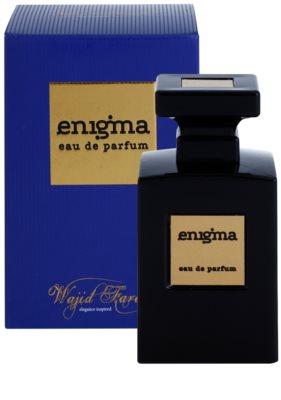 Wajid Farah Enigma eau de parfum unisex 2