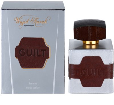 Wajid Farah Guilt Eau de Parfum for Men