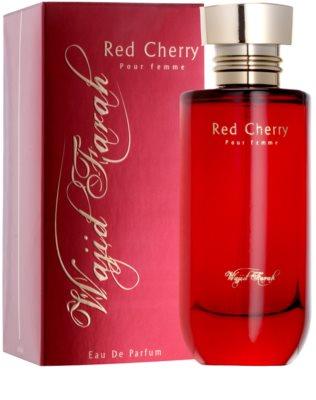 Wajid Farah Red Cherry Eau de Parfum para mulheres 1