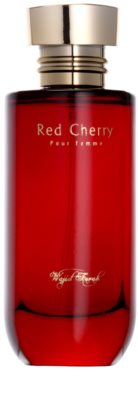 Wajid Farah Red Cherry Eau de Parfum para mulheres