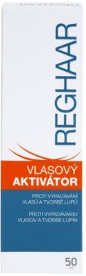 Walmark Reghaar vlasový aktivátor proti lupům a vypadávání vlasů 2