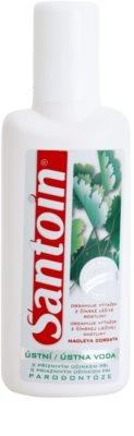 Walmark Santoin płyn do płukania jamy ustnej przeciw paradentozie