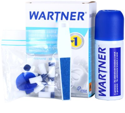 Wartner Wart kryoterapia na odstránenie bradavíc a verúk 1