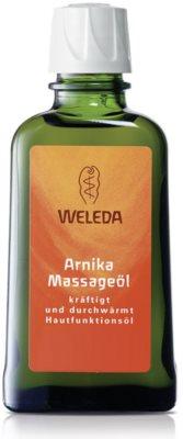 Weleda Arnica olejek do masażu