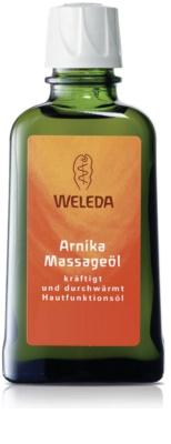 Weleda Arnika masážny olej