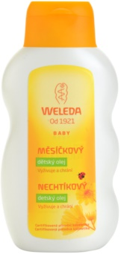 Weleda Baby and Child olejek z nagietka dla dzieci