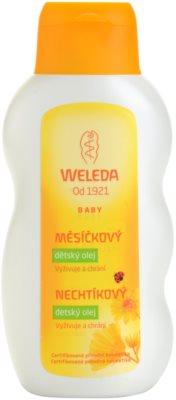 Weleda Baby and Child óleo de calêndula para bebés