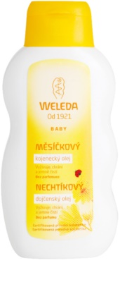 Weleda Baby and Child aceite para bebés