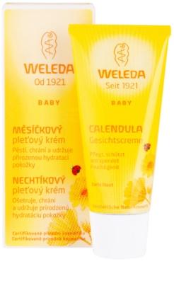 Weleda Baby and Child crema facial 1