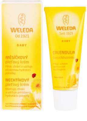 Weleda Baby and Child crema facial 2