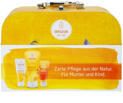 Weleda Baby and Child Kosmetik-Set  IV. 2