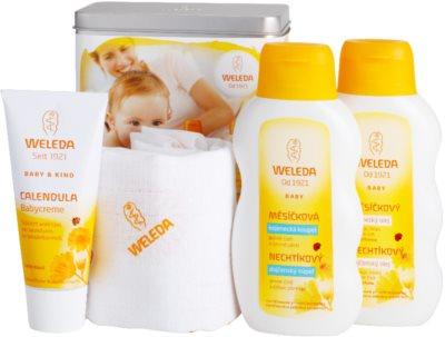 Weleda Baby and Child coffret III.