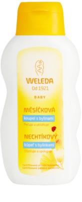Weleda Baby and Child spuma de baie