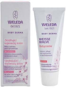 Weleda Baby Derma crema calmanta pentru copii 1