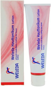 Weleda Body Care kožní tonikum pro unavené nohy 4