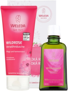Weleda Body Care coffret VI.