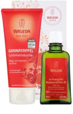 Weleda Pine set cosmetice IX.