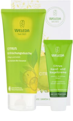 Weleda Body Care set cosmetice XII.