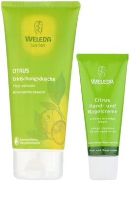 Weleda Body Care Kosmetik-Set  XII. 1