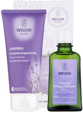 Weleda Body Care set cosmetice X.