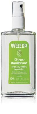 Weleda Citrus дезодорант