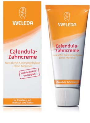 Weleda Dental Care dentífrico 1
