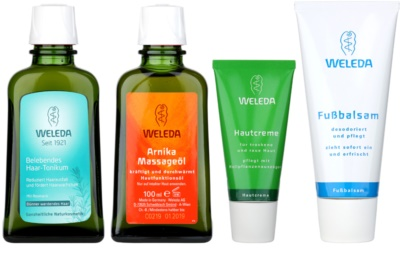 Weleda Family kozmetika szett I. 1