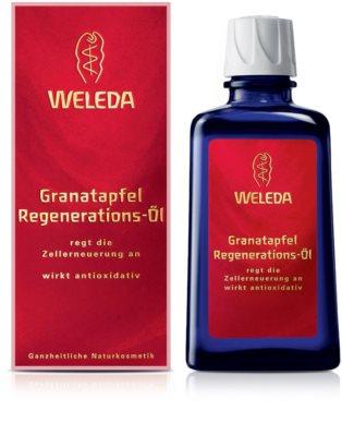 Weleda Pomegranate óleo regenerativo 1