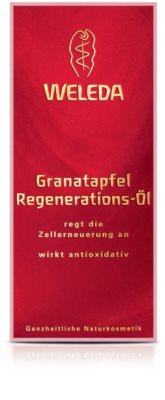 Weleda Pomegranate óleo regenerativo 2
