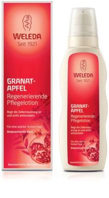 Weleda Pomegranate Відновлююче молочко для тіла 1