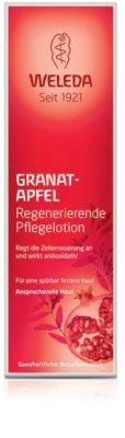 Weleda Pomegranate Відновлююче молочко для тіла 2