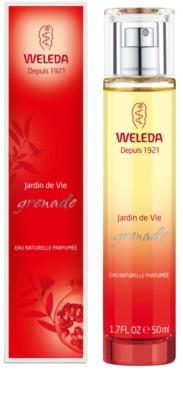 Weleda Jardin de Vie Grenade Eau de Parfum für Damen