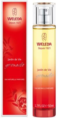 Weleda Jardin de Vie Grenade Eau de Parfum para mulheres