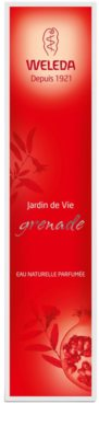 Weleda Jardin de Vie Grenade Eau de Parfum para mulheres 2