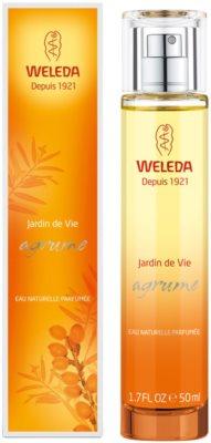 Weleda Jardin de Vie Agrume Eau de Parfum para mulheres