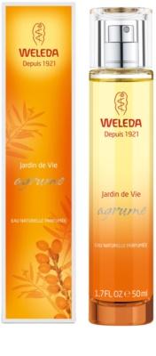 Weleda Jardin de Vie Agrume parfémovaná voda pro ženy