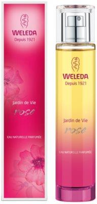 Weleda Jardin de Vie Rose eau de parfum para mujer