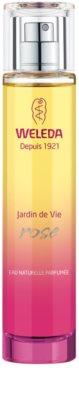 Weleda Jardin de Vie Rose eau de parfum para mujer 1
