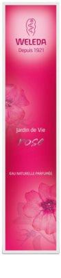 Weleda Jardin de Vie Rose eau de parfum nőknek 2